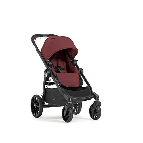 Baby Jogger City Select LUX Stroller | Baby Stroller with 20 Ways to Ride, Goes from Single to Double Stroller | Quick…