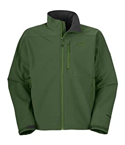 The North Face Men's Apex Bionic Jacket Nottingham Green/Nottingham Green M by North Face
