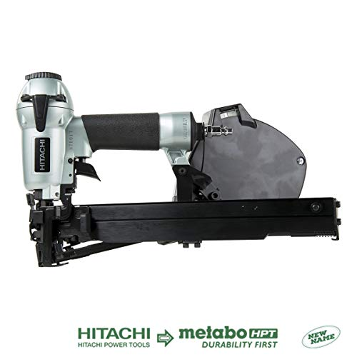 "Hitachi N3808AP 18 Gauge 1-1/2"" Cap Stapler"