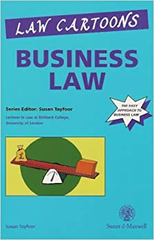 Book Business Law (Law Cartoons)