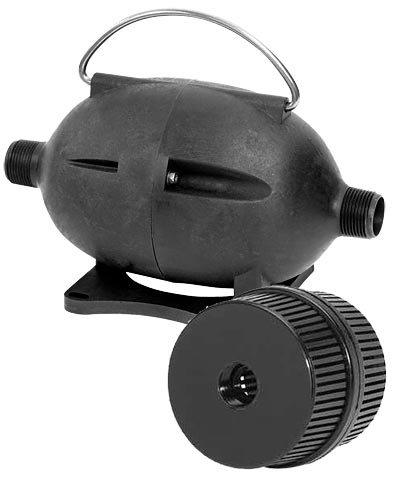 Drive Pump Waterfall Cal Direct (BestNest Cal Pump T1500 Torpedo Pump and Prefilter, 1875 gph)