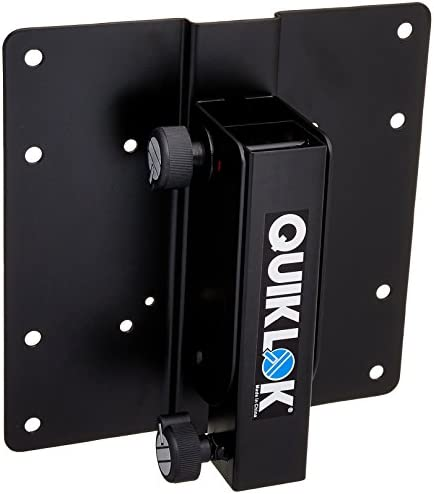 Quik Lok Universal Mount for LED Flat Screens, LCD Displays and Video Monitors up to 40 DSP-390