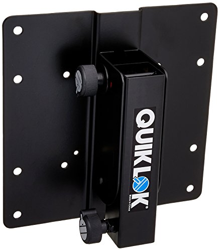 Quik Lok Universal Mount for LED Flat Screens, LCD Displays and Video Monitors up to 40' (DSP-390)