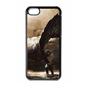 TOSOUL Print Fantasy Angel Pattern PC Hard Case for iPhone 5C