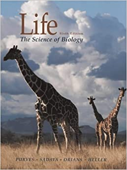 Book Life, the Science of Biology (with CD-ROM) 6th ed