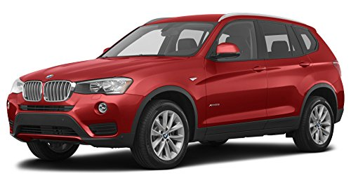 2017 BMW X3 xDrive28i, Sports Activity Vehicle, Melbourne Red Metallic