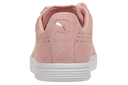Sneaker Men Court Star 01 Puma Gold SD Cloud Trainers Coral Puma black 364581 White Suede IqgpXddxw