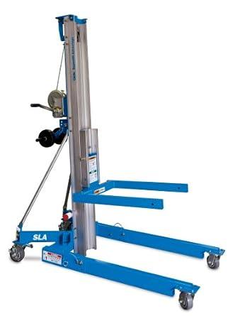 "Genie Super Lift Advantage, SLA- 15,  800 lbs Load Capacity, Lift Height 16' 4"", Load & Transport with Single User"