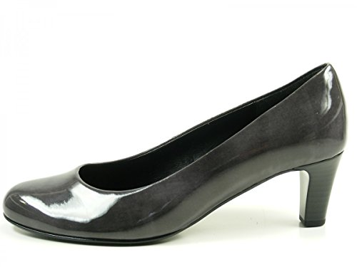 Gabor 75-200 Zapatos de tacón de material sintético mujer Grau