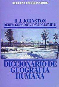 Descargar Libro Diccionario De Geografía Humana ) Derek Gregory