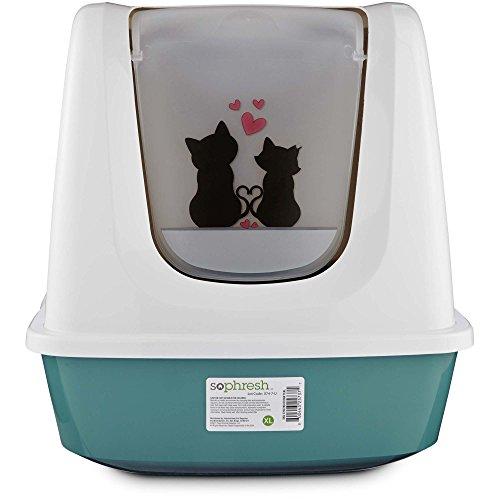 So Phresh Cat Love Litter Box Privacy Hood, X-Large