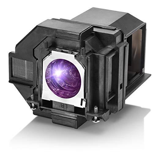 Aimple Lámpara para Proyector Epson ELPLP96 EH-TW5650 EH-TW650 EB ...