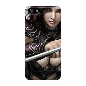 NadaAlarjane Case Cover For Iphone 5/5s Ultra Slim Case Cover