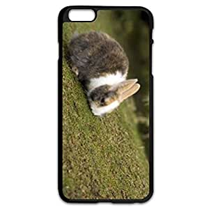AOPO Phone Cover For IPhone 6 Plus,Cute Rabbit Customize IPhone 6 Plus Cover Case