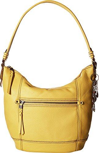 Yellow Leather Handbags - 2