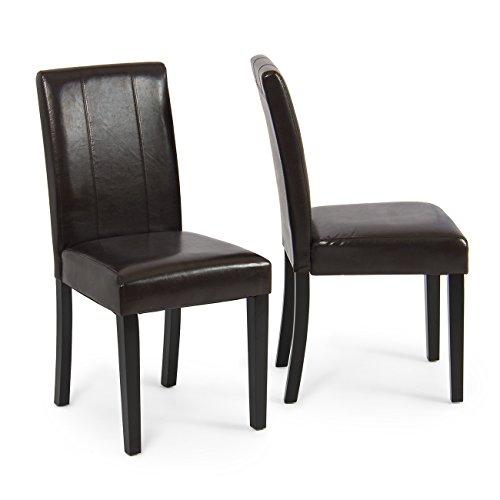 Belleze Elegant Kitchen Dinette Dining Room Chair Design
