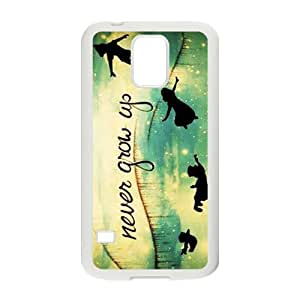 never grow up Phone Case for Samsung Galaxy S5 Case