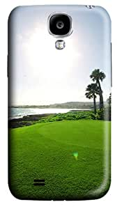 Eye Protection Green Scenery Polycarbonate Hard Back Case Cover for Samsung Galaxy S4 SIV I9500