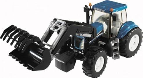 New holland traktor t mit frontlader new holland t m