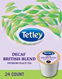 Tetley British Decaf Blend Premium Black Tea 96 K Cups