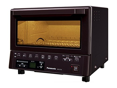 Panasonic compact oven NB-DT50-T