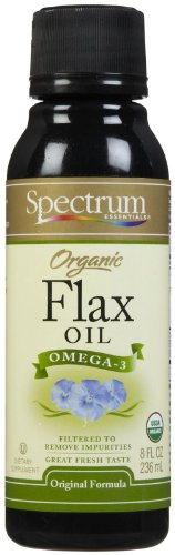 Spectrum Organic Flax Oil Omega-3 Original Formula