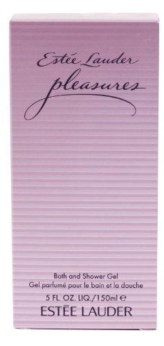 Pleasures By Estee Lauder For Women. Shower Gel 5-Ounce