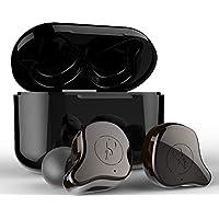Sabbat E12 Professional Bluetooth Headset, HD Bluetooth Earbuds Headphone(Silver