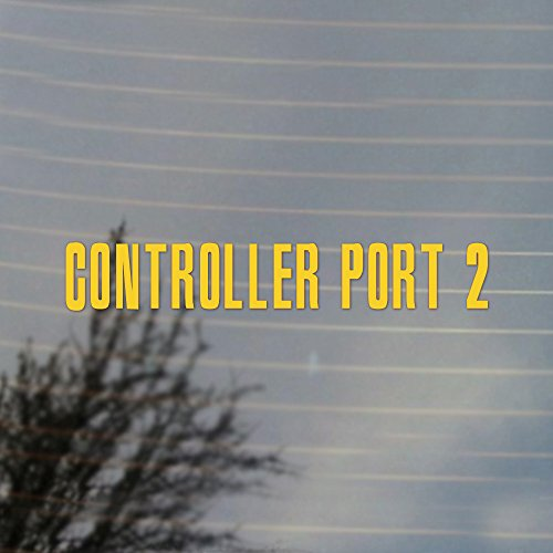 Sunflower Ports (Control Port 2 Vinyl Decal (Sunflower Yellow))