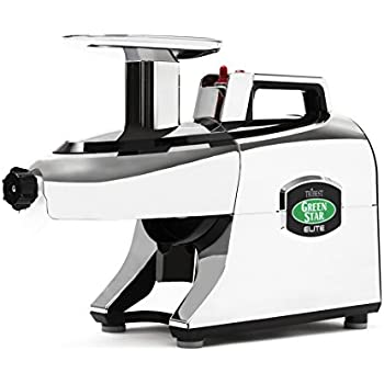 Hurom Masticating Slow Juicer White Hu 100 With Juice Cap : Amazon.com: Hurom HU-100 Masticating Slow Juicer, White: Electric Masticating Juicers: Kitchen ...