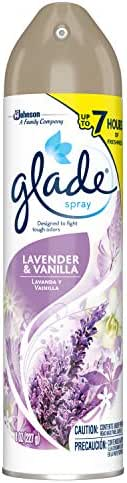 Air Fresheners: Glade Room Spray