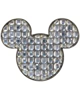 Disney Mickey Mouse Icon White Cubes Pin