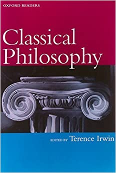 Book Classical Philosophy (Oxford Readers) (2000-02-10)