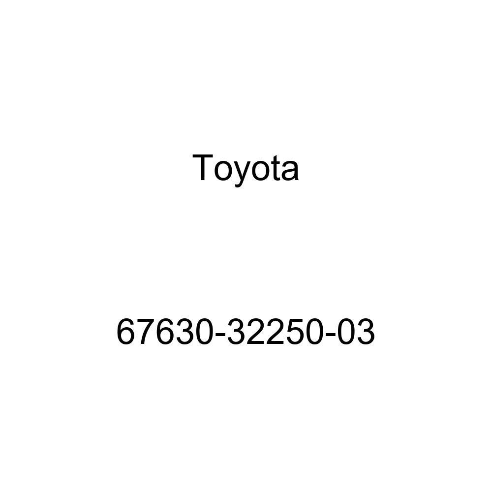 TOYOTA Genuine 74232-0D310-C0 Armrest Base Panel