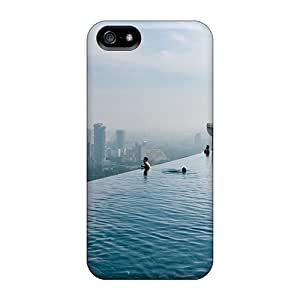 Awesome BqMasku6908WGcHJ DaMMeke Defender Tpu Hard Case Cover For Iphone 5/5s- Singapore National Geographic