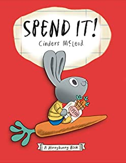 Book Cover: Spend It!