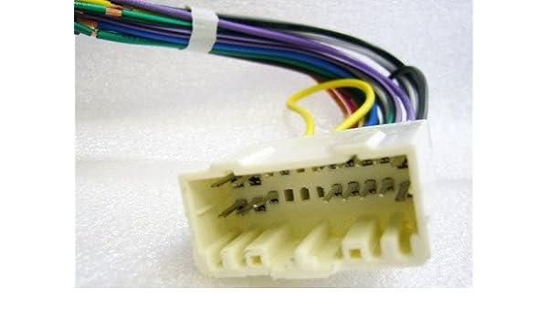 Mitsubishi Stereo Wiring Harness
