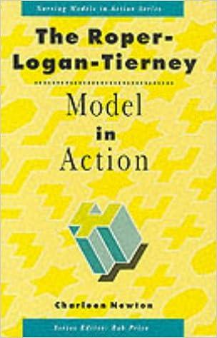 roper logan and tierney nursing model