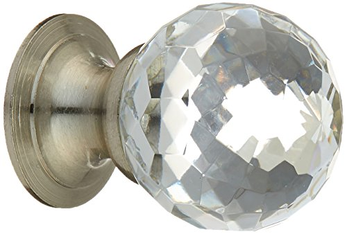 Satin Brass Crystal - 5