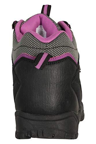 Mountain Warehouse Adventurer Chaussures Imperméables pour Femme - Bottines Étanches Et Résistantes, Chaussures De… 4