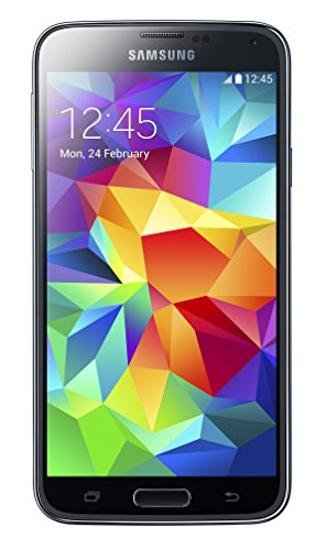 Samsung Galaxy S5 G900A 16GB Unlocked GSM 4G LTE 16MP Camera Smartphone w/ 16MP Camera - Electric Blue (Certified Refurbished)