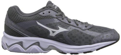 Mizuno Frauen Wave Unite 2 Cross-Training Schuh Grau weiß