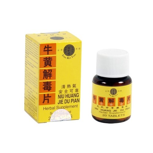 niu-huang-jie-du-pian-herbal-supplement-20-pills