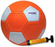 Kickerball - Curve and Swerve Soccer Ball/Football Toy - Kick Like The Pros, Great Gift for Boys and Girls - P