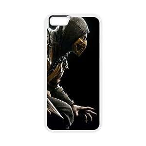 "Qxhu Mortal Kombat X patterns Hardshell Durable Phone Case for Iphone6 4.7"""