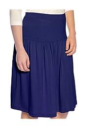 Kosher Casual Kids Big Girls' Modest Pleated Skirt