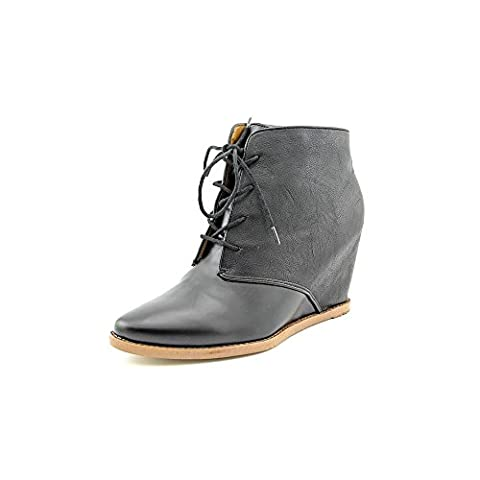 DV By Dolce Vita Peonie Women US 8.5 Black Ankle Boot (Dv Ankle Boots)