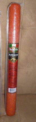 Italian Pepperoni (Margherita Brand VERY BEST Pepperoni HUGE 18