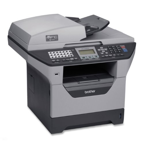 Brother MFC-8460N Network All-in-One Laser Printer
