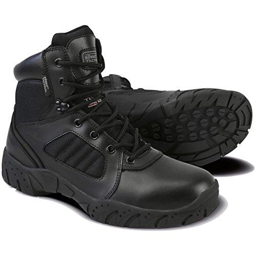 Kombat UK 6inch táctico Pro boot-black negro